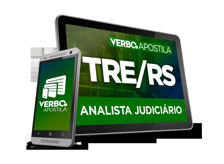Apostila TRE/RS - Analista Judiciário
