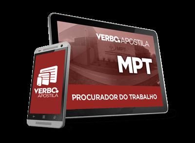 Apostila Procurador do Trabalho - MPT