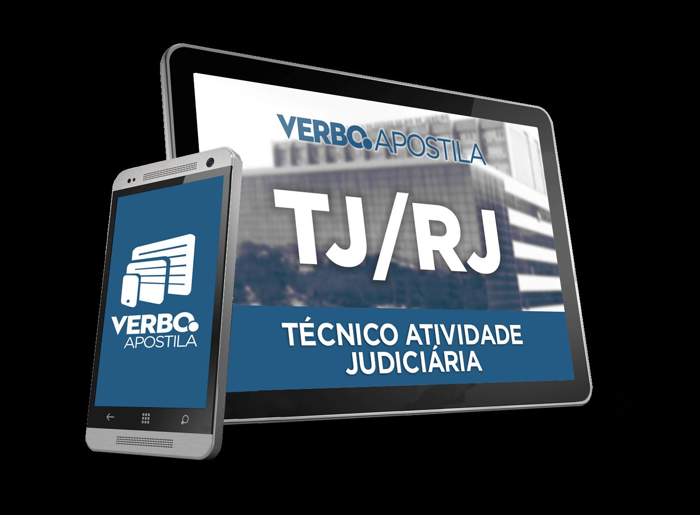 Apostila TJ/RJ - Técnico de Atividade Judiciária