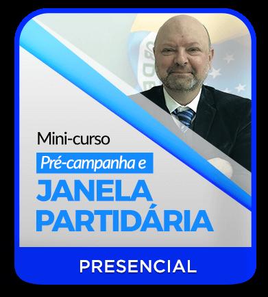 Pré-campanha e janela partidária - Prof Antônio Augusto