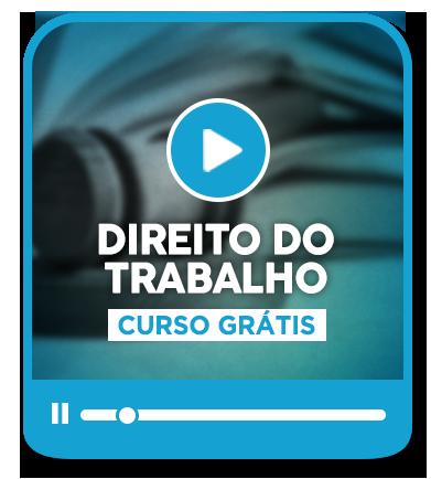 CURSO GRÁTIS   DIREITO E PROCESSO DO TRABALHO