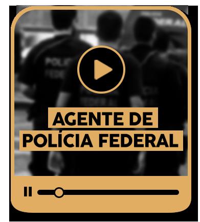 AGENTE DE POLÍCIA FEDERAL (EAD) - 2021