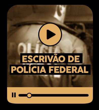 ESCRIVÃO DE POLÍCIA FEDERAL (EAD) - 2021