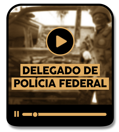 DELEGADO DE POLÍCIA FEDERAL (EAD) - 2021