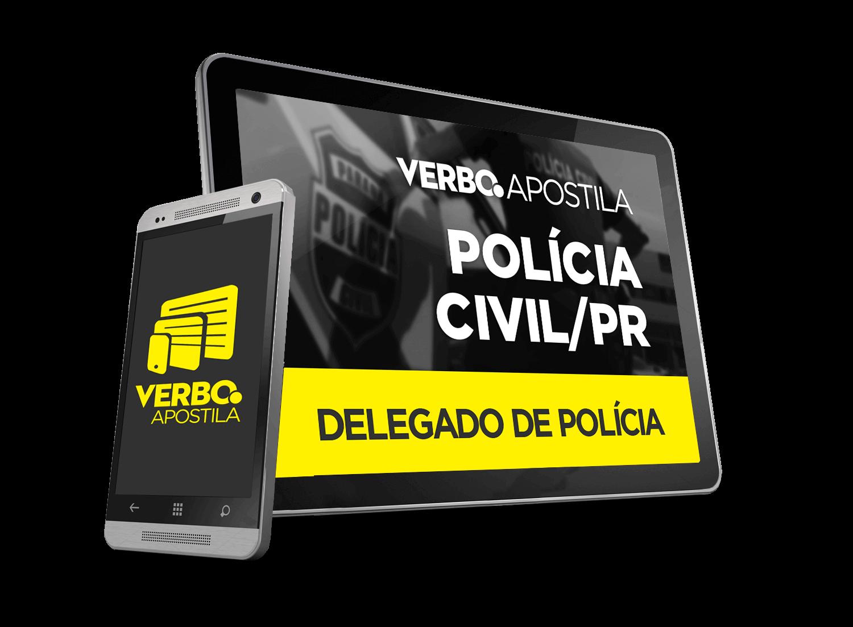 Apostila Delegado de Polícia Civil - Paraná