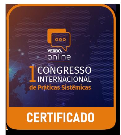 Certificado Digital - I Congresso Internacional de Práticas Sistêmicas e Colaborativas