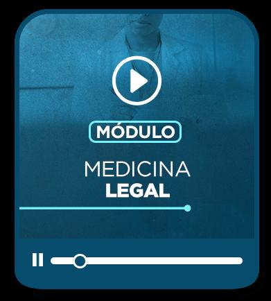 Módulo de Medicina Legal