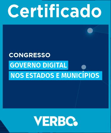 Congresso em Governo Digital nos Estados e Municípios