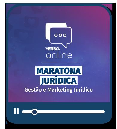 Certificado de Participação - Maratona Gestão e Marketing Jurídico