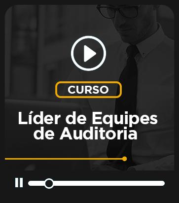 CURSO DE EXTENSÃO - Líder de Equipes de Auditoria