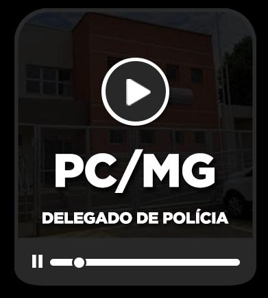 Delegado de Polícia Civil - Minas Gerais