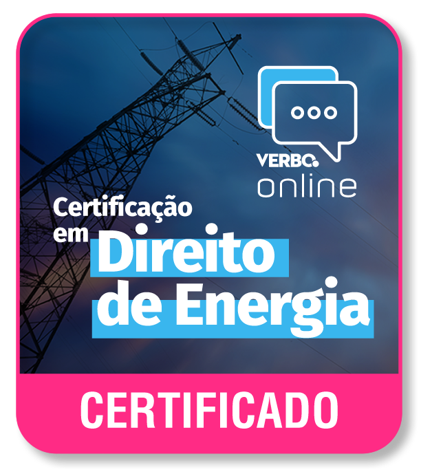 Certificado de Participação - Direito de Energia